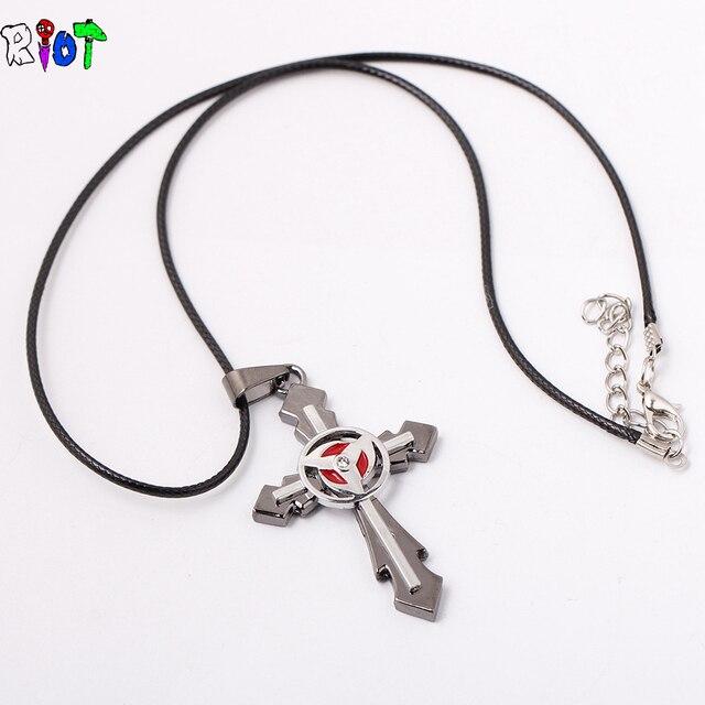 Naruto Necklace Zinc Alloy Pendant