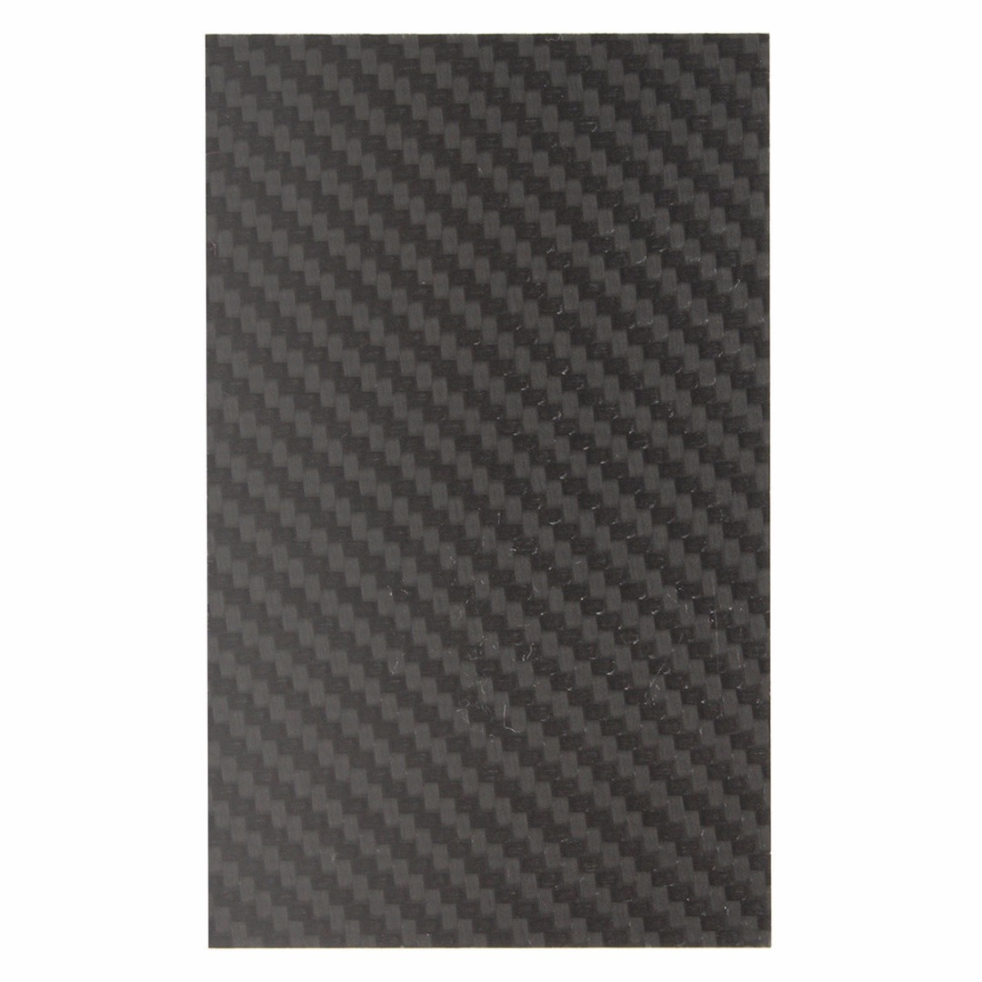 Black Twill Woven Carbon Fiber Scales Sheets Blade Handle 125*75*5mm Carbon Fiber Panel Plate for Sculpting Craft Projects tator rc 3k carbon fiber plate 3 5mm tl2900