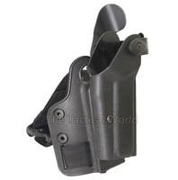 Military Tactical Holster Colt 1911 Puttee Leg Paintball Airsoft Gun Holster Drop Thigh Leg Accessories