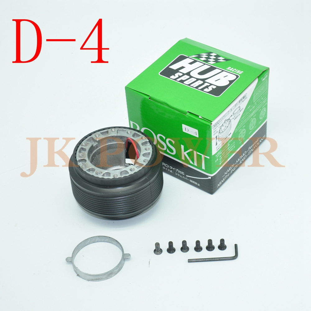 100% Quality Jk Aluminum Steering Wheel Quick Release Hub Adapter Snap Off Boss Kit For Daihatsu D-4 A Plastic Case Is Compartmentalized For Safe Storage