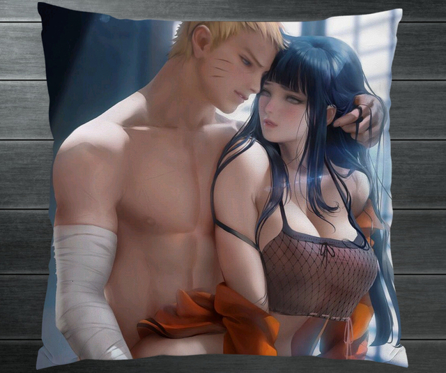 The sexy hinata cosplay All