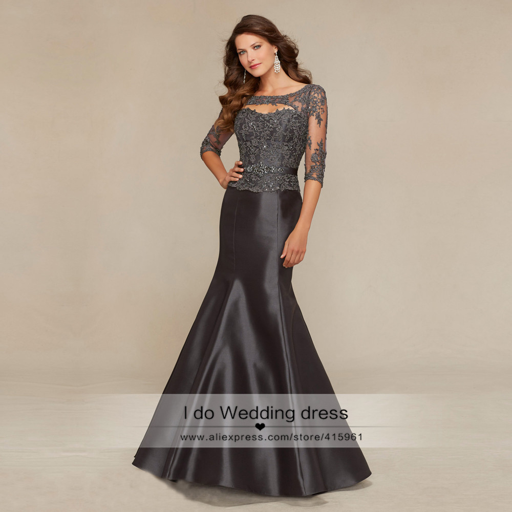 Gray Formal Evening Gowns | Dress images