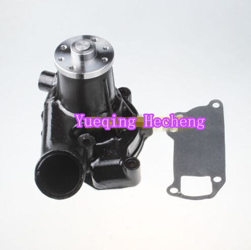 New Water Pump 1-13610-800-1 For 6BB1 6BD1 Engine Forklift Excavator EX200-2/3 SH200 SH280 water pump 6 holes 1 13610 877 0 for 6bd1 engine excavator ex200 2