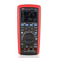 UNI T UT181A Цифровой мультиметр True RMS данных регистрационный мультиметр USB/Bluetooth передачи/Температура измерения метр