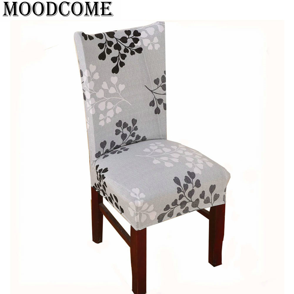 Stretch dining chair cover fashion spandex chairs cover for Chair new design