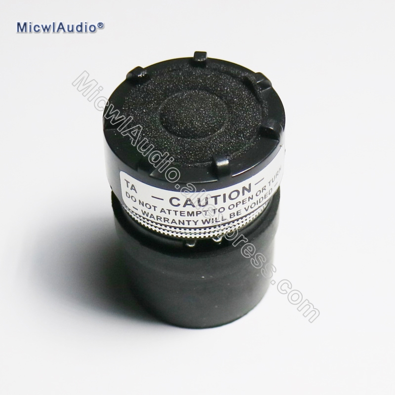 High-Quality Microphone Replacement Cartridge Capsule For Shure Wired Wireless SM58 58A Capsule