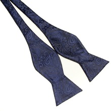 bowties Self Tie pattern Men's bow Ties butterflies necktie