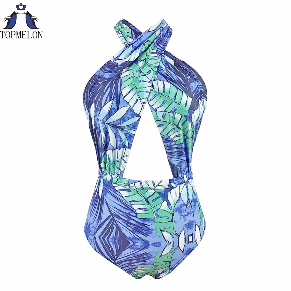 one piece swimsuit  swimwear brazilian swimwear swim suit femal bathing suit  Bandage swimming suit for women monokini swimsuit hello beach one piece swimsuit bandage swimming suit for women swimwear solid bathing suit monokini swim suit 2017 blue swimsuit