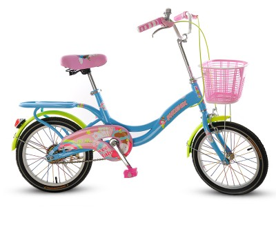 Prosperity / bicycle / 12/16-inch / Womens Recreational Vehicle / Student princess bike / city general