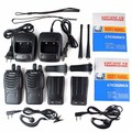 4pcs NEW Baofeng BF 888S Walkie Talkie UHF 400-470MHz 5W 16 CH VOX Flashlight Scan Monitor Voice Portable Radio