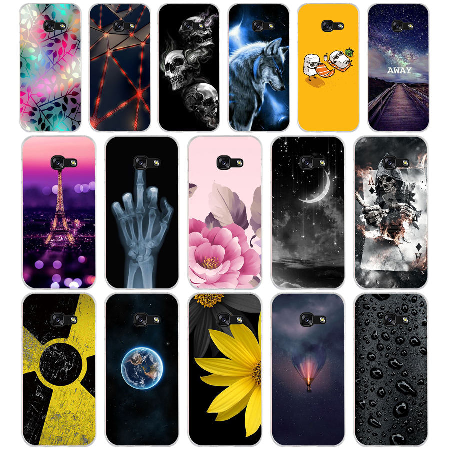 K <font><b>For</b></font> <font><b>Samsung</b></font> A5 <font><b>2017</b></font> <font><b>Case</b></font> Soft Silicone <font><b>Phone</b></font> <font><b>Case</b></font> <font><b>for</b></font> <font><b>Samsung</b></font> <font><b>Galaxy</b></font> A5 <font><b>2017</b></font> SM-<font><b>A520F</b></font> Cover Fundas <font><b>for</b></font> <font><b>Samsung</b></font> <font><b>Galaxy</b></font> A5 <font><b>2017</b></font> image