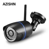AZISHN Yoosee Wifi IP Camera 720P 960P 1080P Wireless Wired ONVIF P2P CCTV Bullet Outdoor Camera