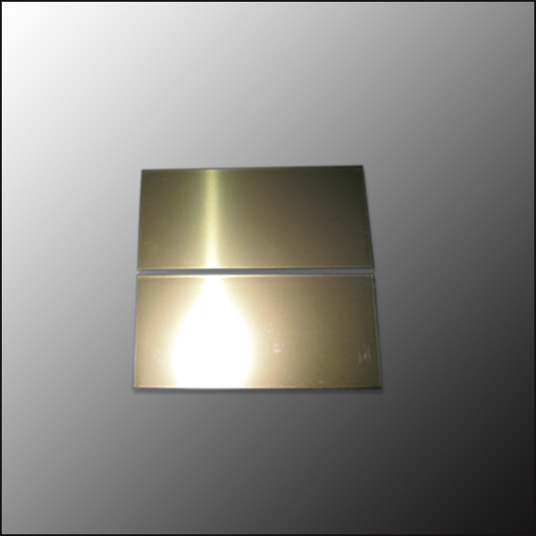 Steel Base Water Wash Photopolymer Plate 100x 215mm For Pad Printer 10 Pieces