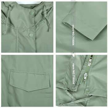 Long Thin Raincoat Women Men Waterproof hood Light Rain Coat Ponchos Jacket cloak Female Chubasqueros Impermeables Mujer