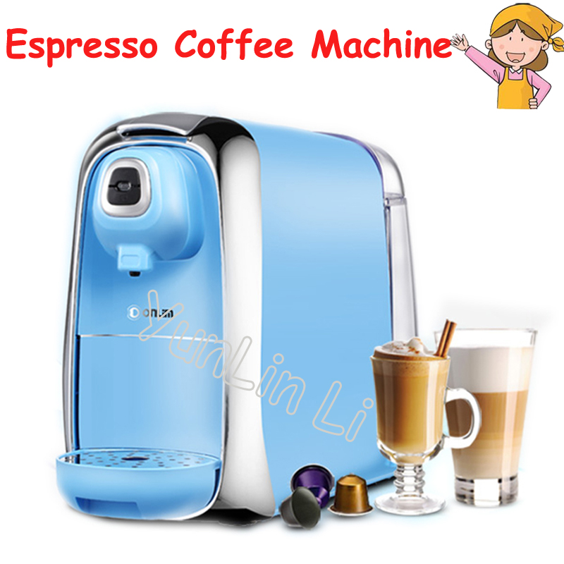 Automatic Espresso Capsule Coffee Machine Commercial /Household 20bar Smart Coffee Machine DL-KF8001
