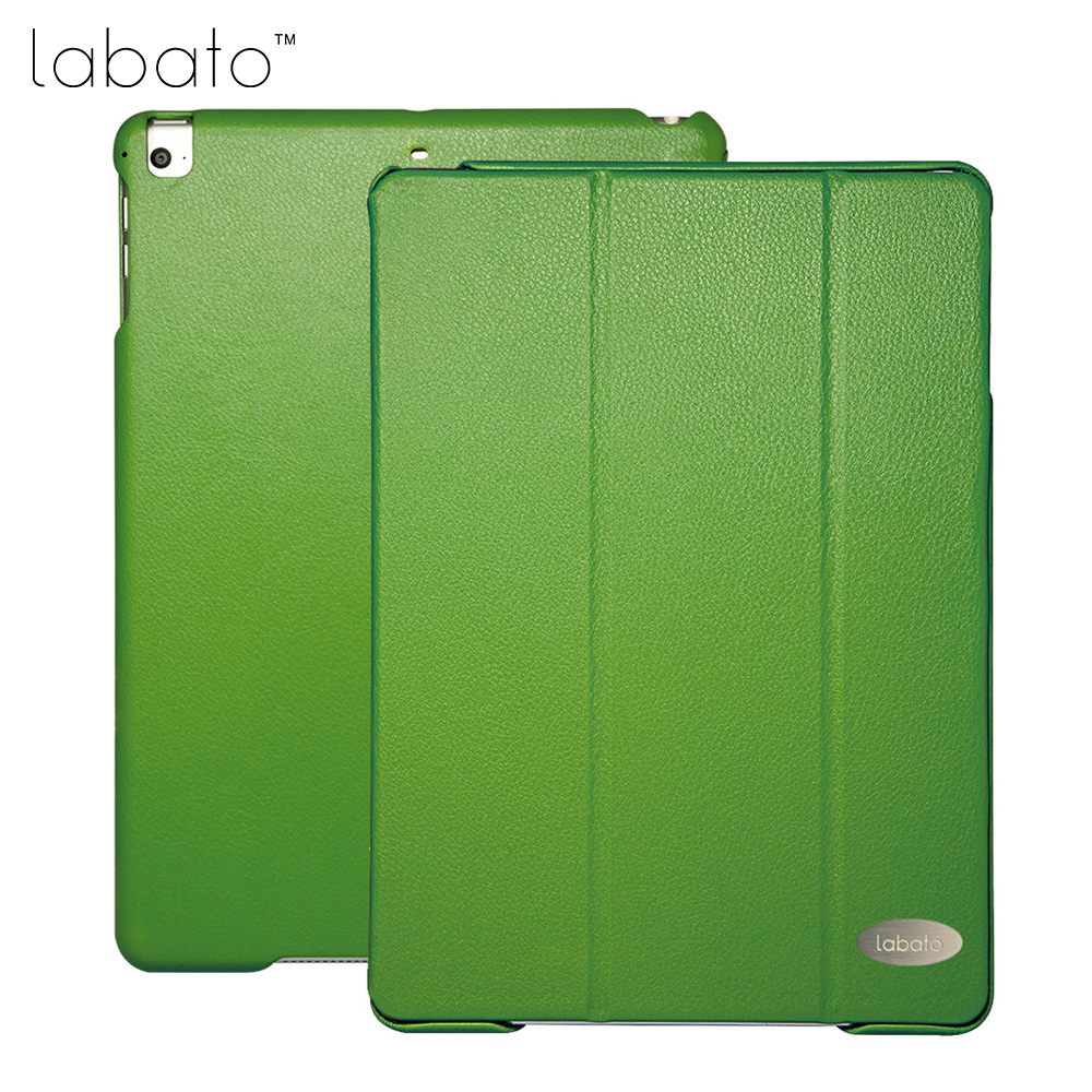 Labato Fashion Flip Case for iPad 9.7 2017 Release Kickstand Design PU Leather Tablet Cases Cover Sleeve for iPad Air 1 Air 2 flip left and right stand pu leather case cover for blu vivo air