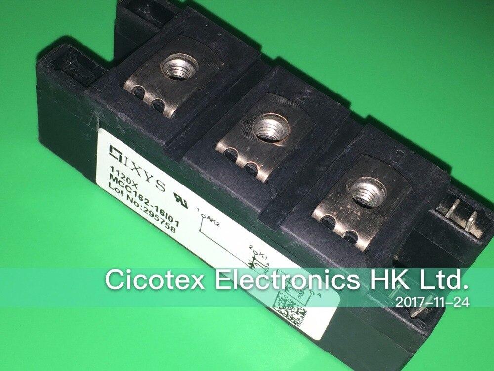 IC MCC162-16IO1 IXY Thyristor Module Thyristor Diode Module SCR 1600V MCC162-16I01 mcc220 16io1 module page 7