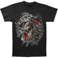 Guns N Roses Men S Firepower T Shirt Black