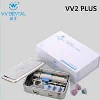 Новый набор для чистки зубов VV2 плюс ультразвуковой инструмент для удаления зубного камня и советы Fit на EMS/Дятел отбеливание зубов оборудов