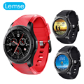 Lemfo LF16 android 5.1 OS Smart watch phone with 1.39 inch ROM 8GB + RAM 512MB support MP3 bluetooth WIFI GPS nano SIM Card