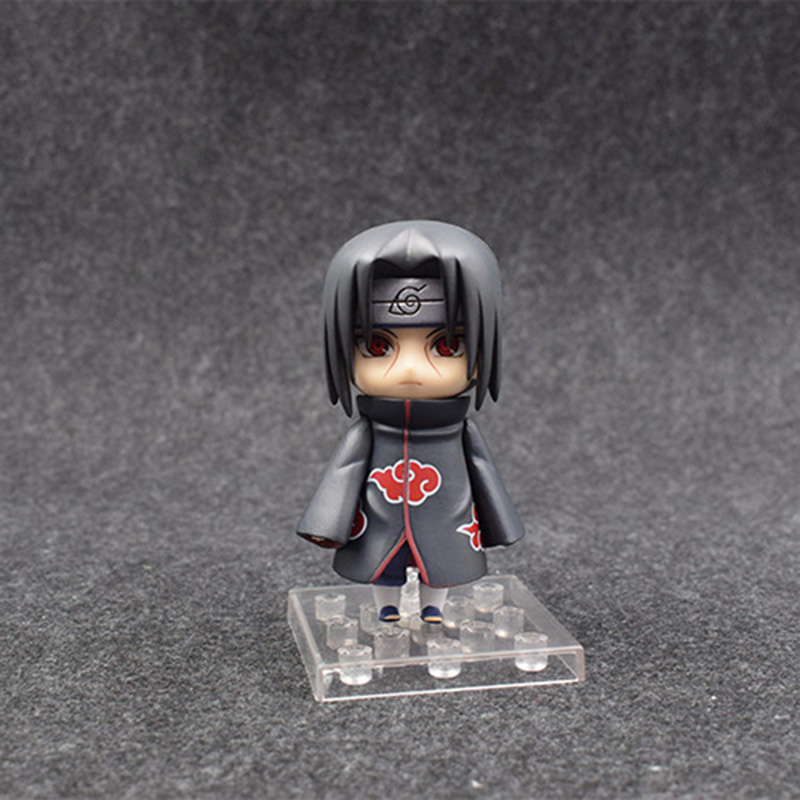 Nendoroid Naruto Figure Shippuden Uchiha Itachi 820 PVC Action Figures Collectable Model Toy Doll Birthday Gift (6)