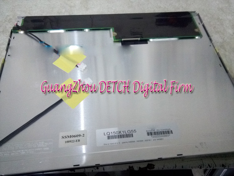 Industrial display LCD screen Original 15 inch LQ150X1LG55 meeting