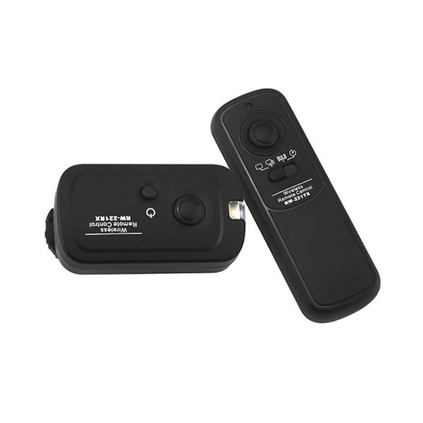 Pixel RW-221 Oppilas Wireless Shutter Remote Control Suit For Canon EOS 50D, 40D, 30D, 20D,10D, 7D, 5D series