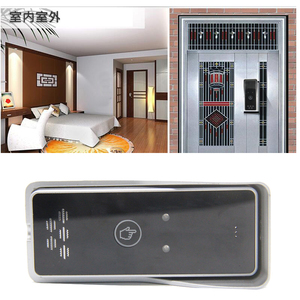 Image 5 - 3G GSM Access Control kit Apartment Intercom Security System One key to dial Door Control Remotely by free call K6S