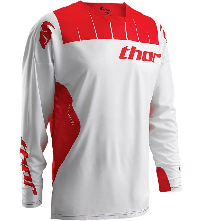 2019 Long Sleeve Shirt Mountain Downhill Jersey Bike DH RBX Cycling Racing Clothes Man Cycling Jerseys Off-Road Motocross Jersey