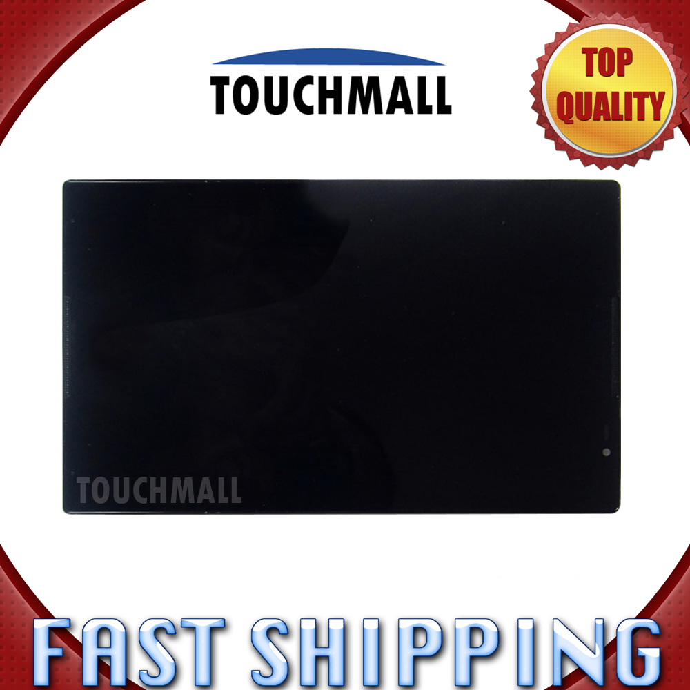 ФОТО For Lenovo Tab S8-50 S8-50F S8-50L S8-50L Replacement LCD Display Touch Screen Digitizer with Frame Assembly 8-inch For Tablet