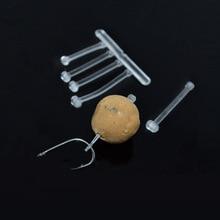 Carp fishing bait stops fishing boilie inserts hair rigs for fishing bait