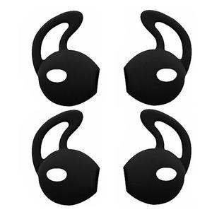 4 шт. для Apple Airpods наушники силиконовые вкладыши гарнитура чехол для наушников с крючком аксессуары для наушников