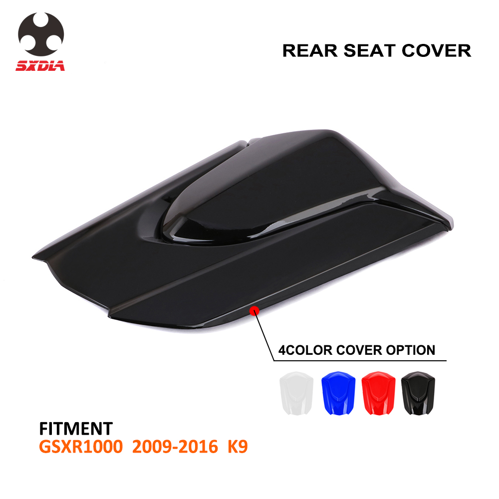 Motorcycle Tail Rear Seat Cowl Cover Protective For Suzuki GSXR1000 GSXR 1000 2009 2010 2011 2012 2013 2014 2015 2016 K9