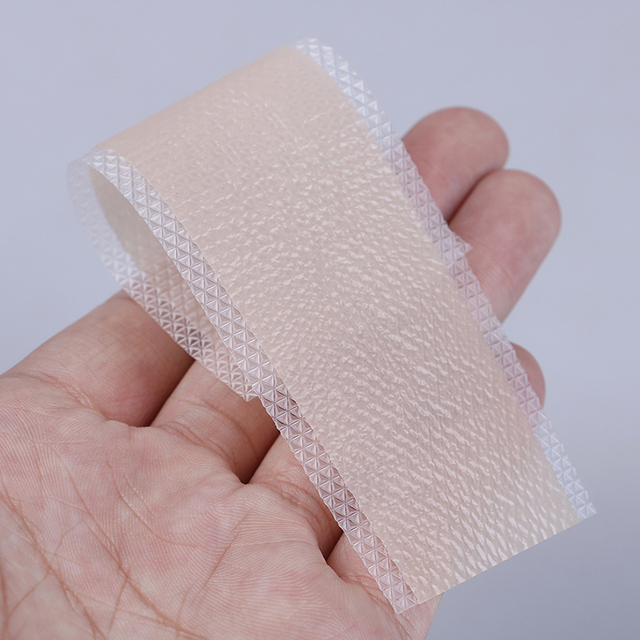 Silicone Scar Removal Patch Remove Trauma Burn Scar Sheet Skin Repair Scar Removal Therapy Patch for Acne Scar Treatment 4
