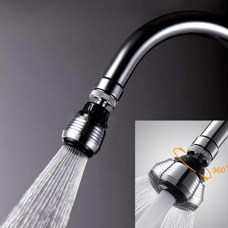Multifunction Aerators Attachment On The Crane Water Diffuser For Kitchen Aerial Operator Water Tap Water Saving
