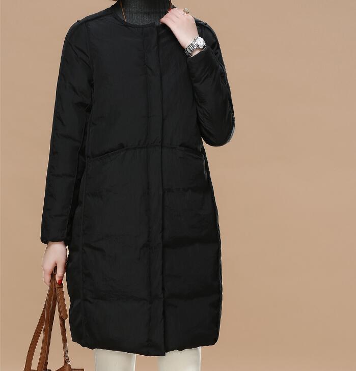 noir Mode Le Veste S Mince Coton Beige Satchel 2xl Femmes Chaude Manteau 2018 Côté marron D'hiver Loisirs Rembourré Dans Nouveau vYZUwvq