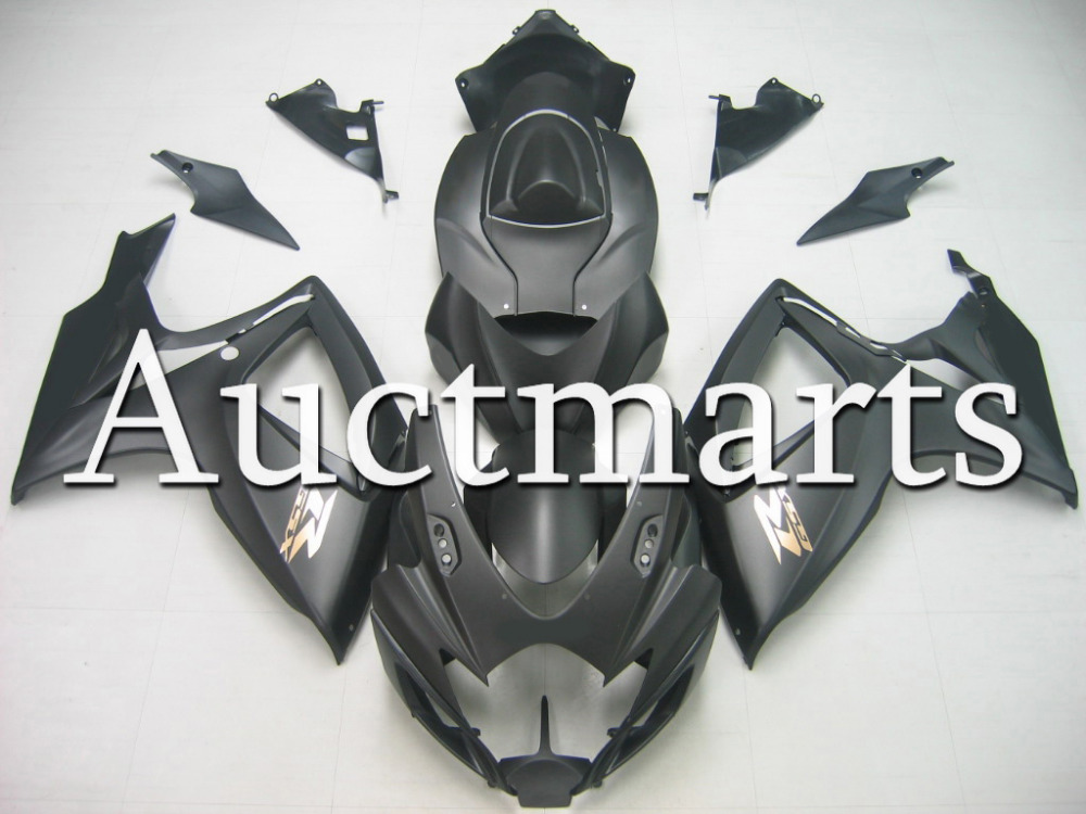 Fit for Suzuki GSX-R 600 2006 2007 ABS Plastic motorcycle Fairing Kit Bodywork GSXR600 06 07 GSXR 600 GSX R600  CB75