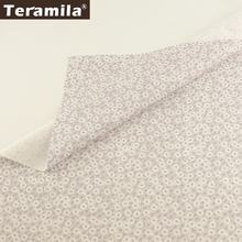 Teramila 100% хлопок Ткань Цветы telas algodon Анкара ткань