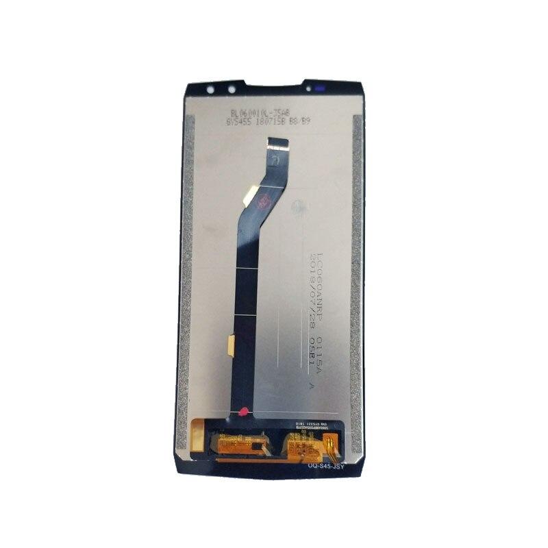 Pour 100% D'origine OUKITEL K10 écran LCD + Écran Tactile Remplacement D'assemblée de Convertisseur Analogique-Numérique D'écran 6.0 pouce Pour OUKITEL K10 LCD - 5