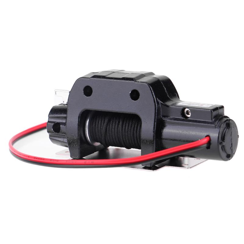 1pc Crawler Winch Car Model Toy Parts for 1/10 SCX10 HSP Redcat Rock Crawler Toy Accessories High Quality
