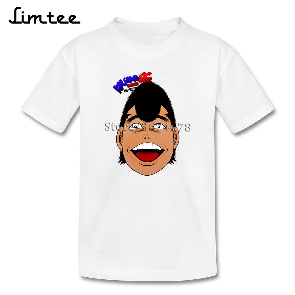 Hajime No Ippo T Shirts For Girl Boys Funny Graphic 4T 8T