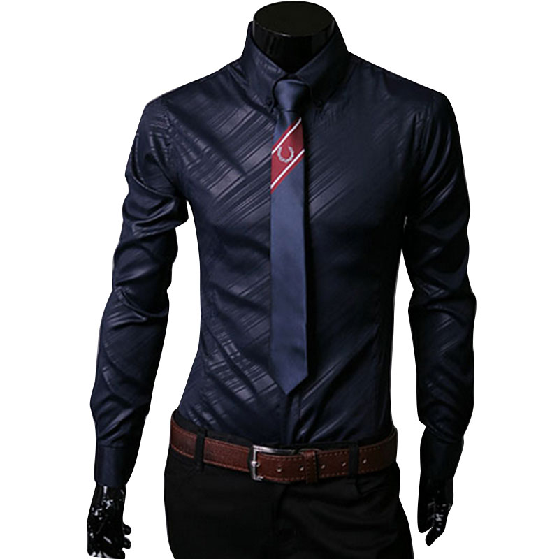 Men Slim Shirts