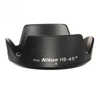 10pcs Camera hood HB 45 Lens Hood for nikon D3100 D5100 D5200 D3200 18 55mm DX / f/3.5 5.6G VR