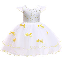 Baby Girl Dress 1 Year Girl Baby Gown Princess Summer Wedding Party Birthday Dress for Kids Tutu Dresses Clothes Vestidos 0 6Y