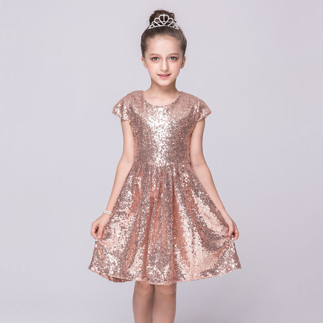 2 to 10 Years Old Girls Dresses 2017 Flower Girl Dresses