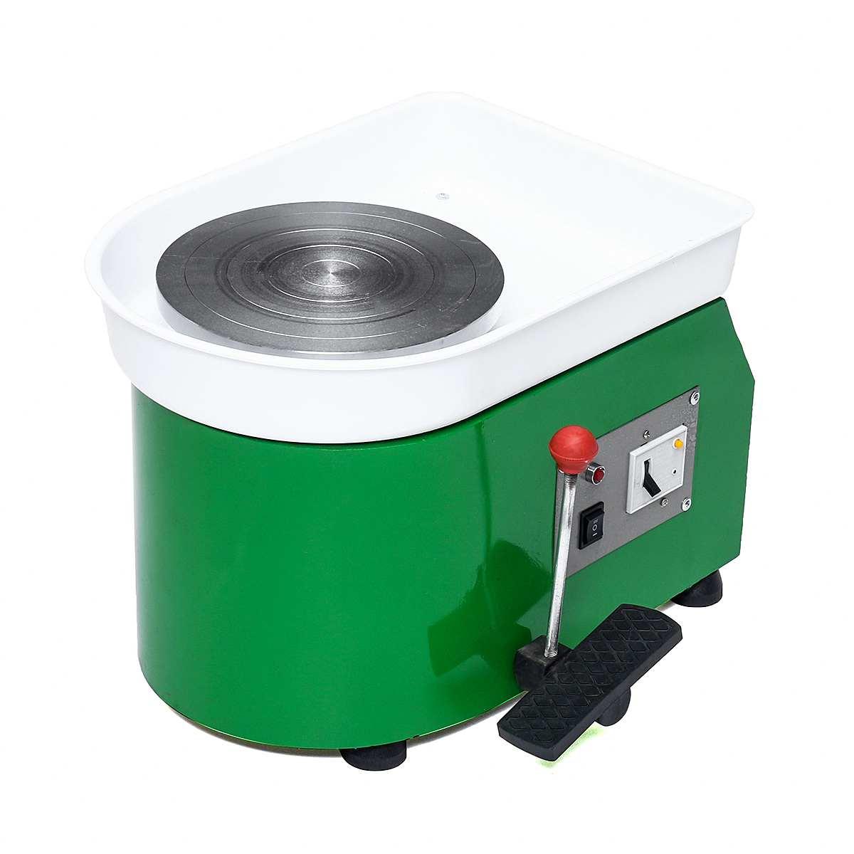 220 V 250 W 250mm tournant la roue de poterie électrique en céramique Machine en céramique argile potier Kit pour céramique de travail en céramique - 3