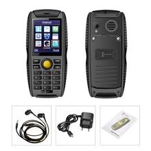 Царапинам Нескользящие резиновые антисептическим противоударный IP68 Водонепроницаемый вибрации Мини Размер Открытый прочный мобильный сотовый телефон P103