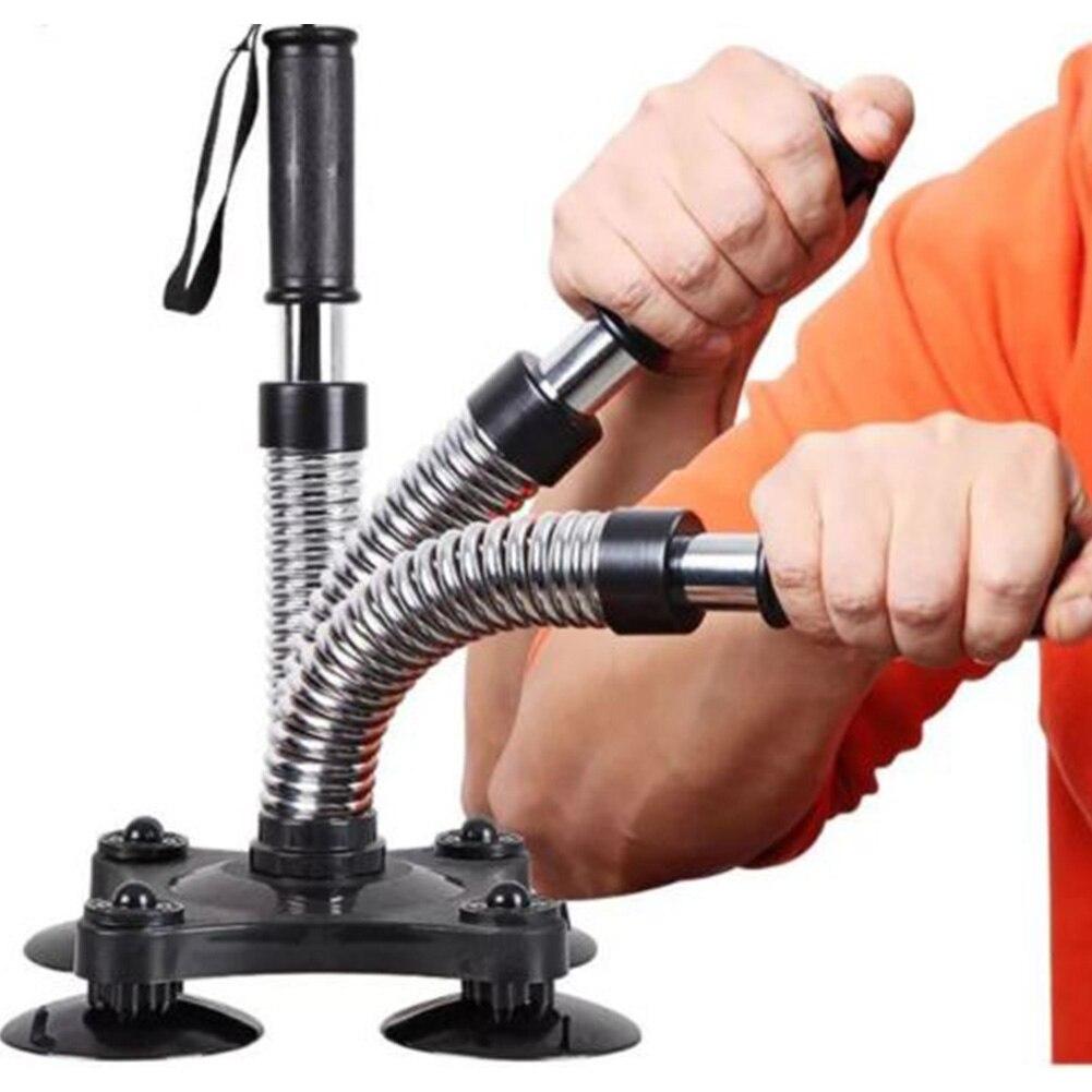 Arm Starke Handgelenk Hand Greifer Set Trainer Unterarm Stahl Sport Liefert Wrestling Fitness Ausrüstung Professionelle Exerciser Power