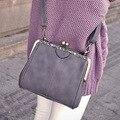 2017 New women messenger bags Bolsas antiquates bag fashion vintage small bags cross-body mmobile women's handbag bag 623
