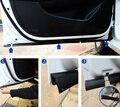 4 Metro tipo P 3 M adesivo de borracha de vedação de Isolamento de Som do carro Para VW POLO Golf 4 6 7 Jetta Mk5 MK6 CC Passat B5 B6 Qualquer carro